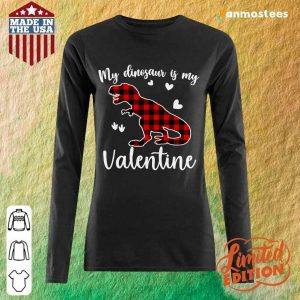 Amused The Peanuts Be My Valentine 2 Long-Sleeved
