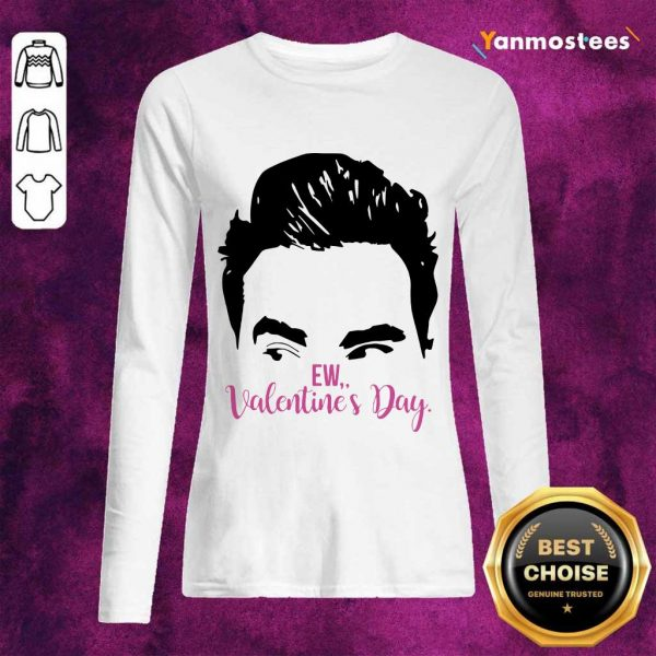 ConfidentDouble your happiness Ew Valentines Day 22 Long-Sleeved