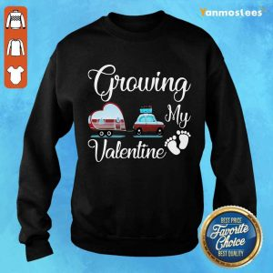 Great Growing My Valentine Ambulance Heart 032 Sweater