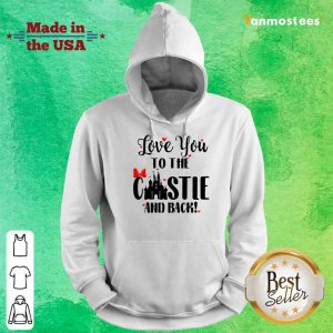 Happy Love You To The Castle And Back 1 Hoodie