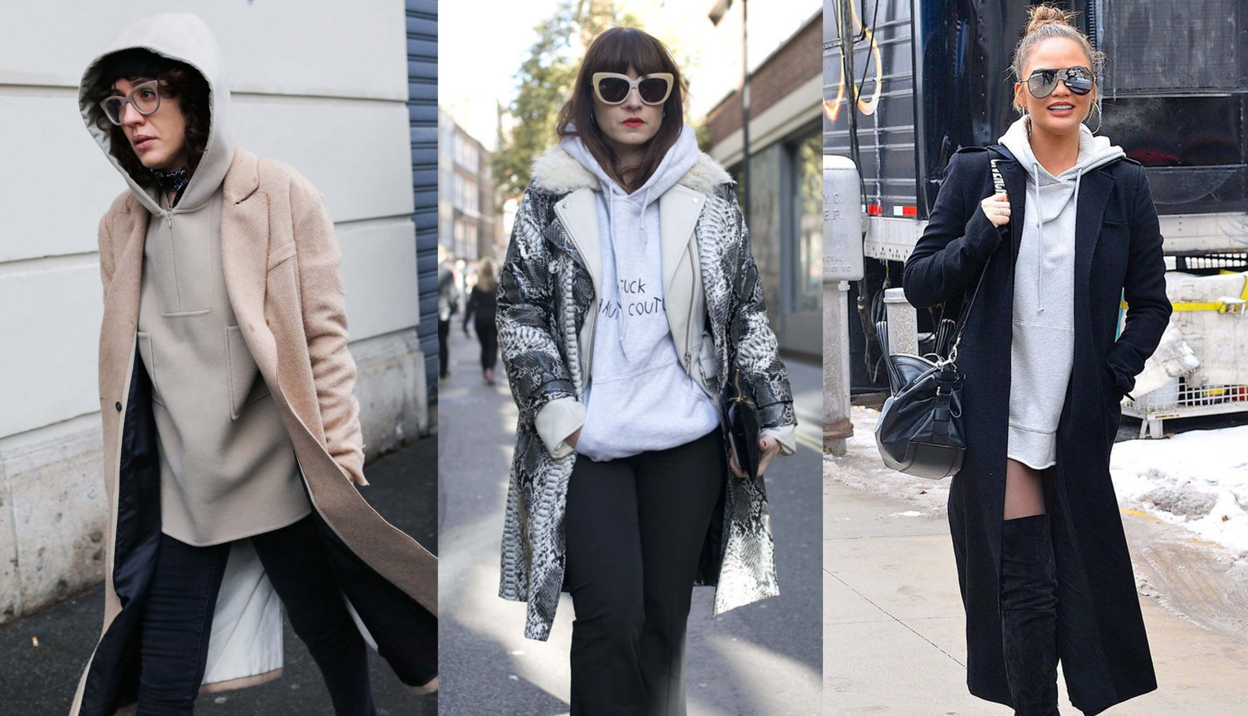 Confident Hoodie And How To Combine Fashion