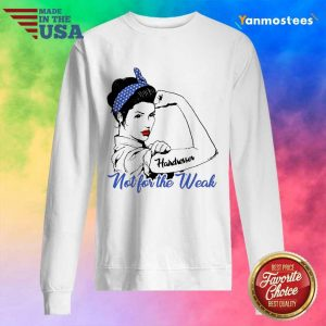 Amused Strong Girl Hairdresser 1 Sweater