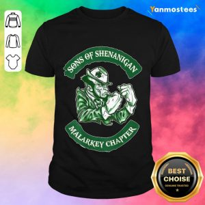 Confident Sons Patricks Leprechaun 2 Shirt