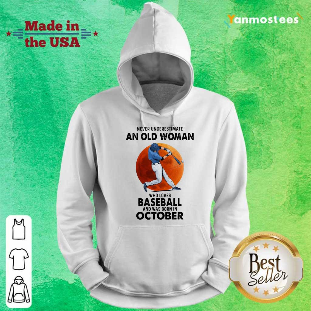 Confident Underestimate Softball 2021 Hoodie