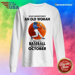Confident Underestimate Softball 2021 Sweater