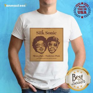 Delighted 2 Silk Sonic Shirt