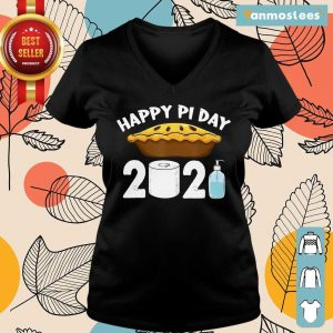 Ecstatic Day 2021 Cute Apple 1 Ladies Tee