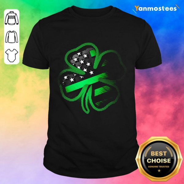Great 1 Firefighter St Patricks Day Shirt