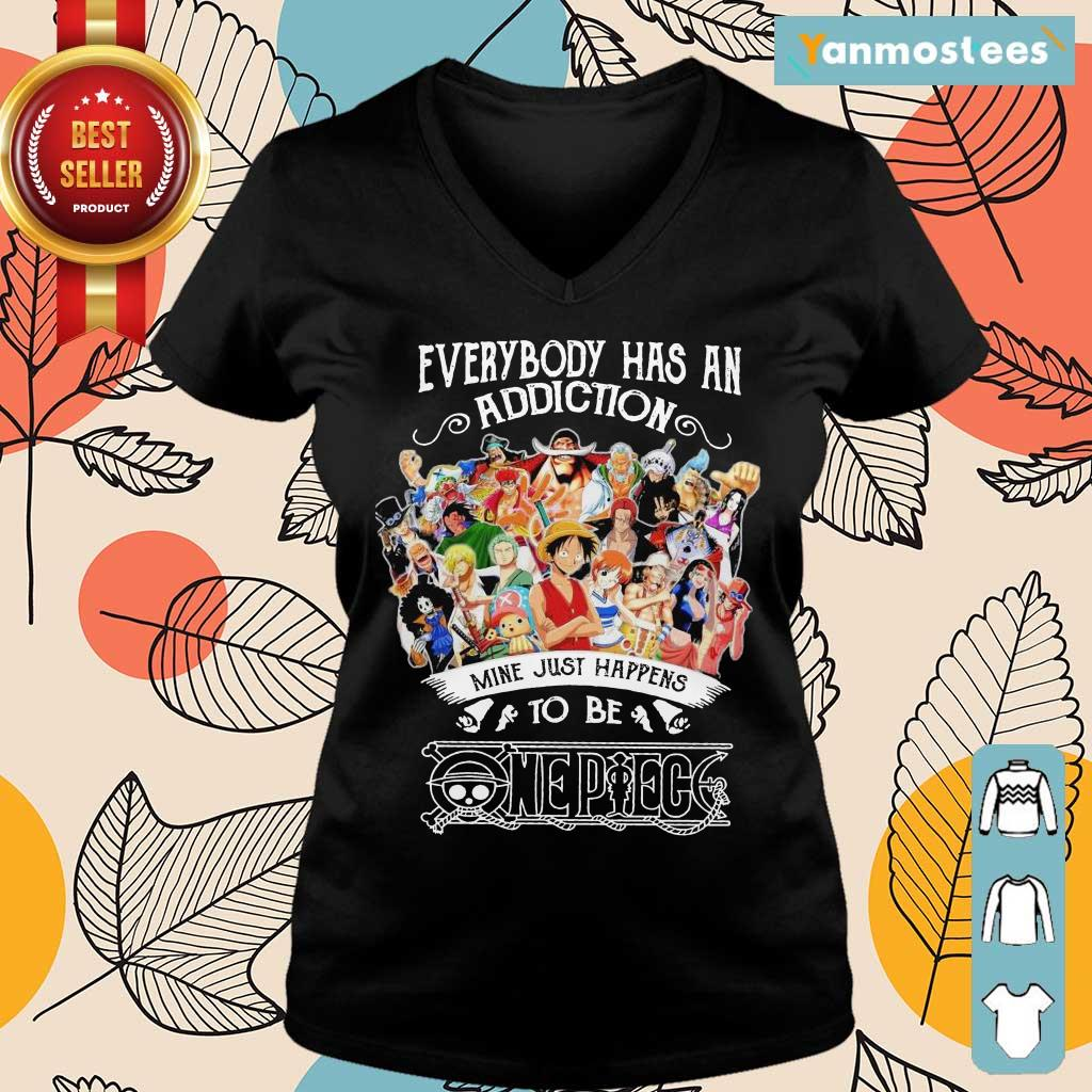 Great Happens To Be One Piece 4 Ladies Tee