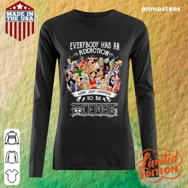 Great Happens To Be One Piece 4 Long-Sleeved