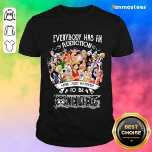 Great Happens To Be One Piece 4 Shirt