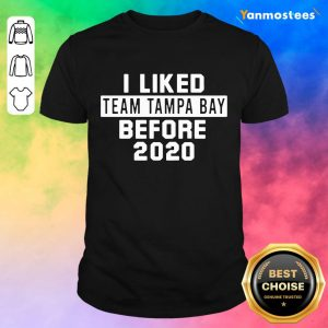 Over The Moon Team Tampa Bay 2021 Shirt