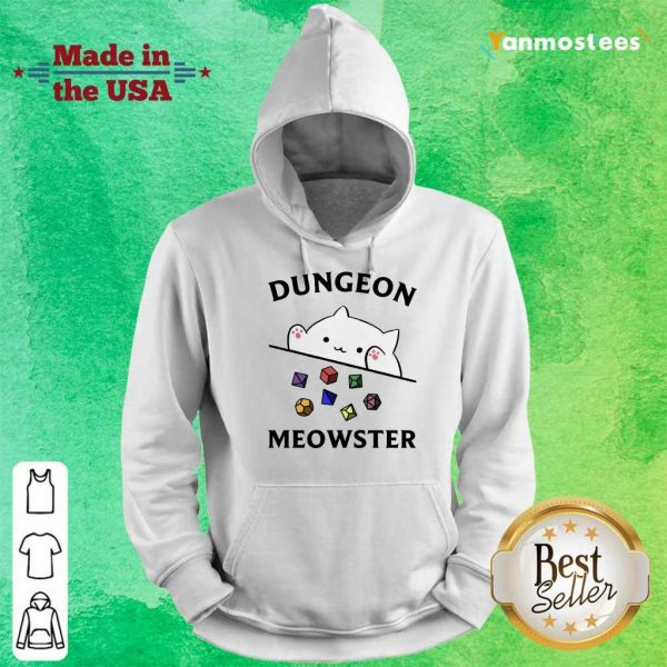 Overjoyed Dungeon Meowster 2021 Hoodie