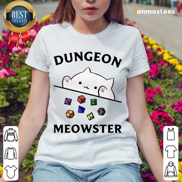 Overjoyed Dungeon Meowster 2021 Ladies Tee