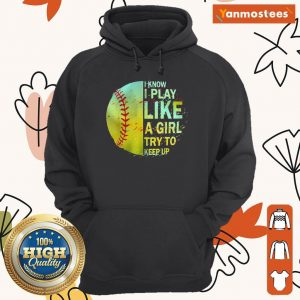 Positive Girls Softball Cloth 2021 Hoodie