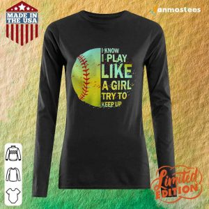 Positive Girls Softball Cloth 2021 Long-Sleeved