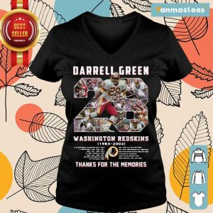 Relaxed Darrell Green Washington 2021 Ladies Tee