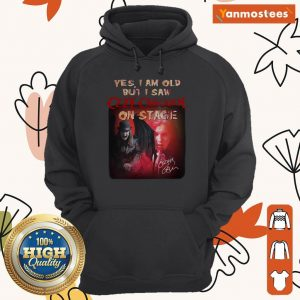 Relaxed Ozzy Osbourne Signature 2021 Hoodie