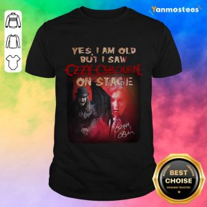 Relaxed Ozzy Osbourne Signature 2021 Shirt