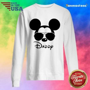 Surprised Disney Mickey Mouse Daddy Sweater