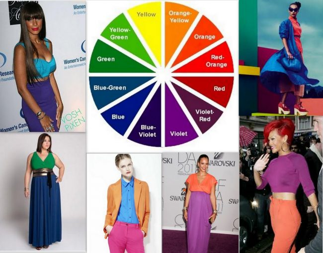 Surprised Principles 2021 Clothing Color Matching