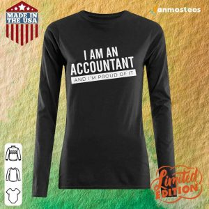 Wonderful Super I Am An Accountant 2 Long-Sleeved