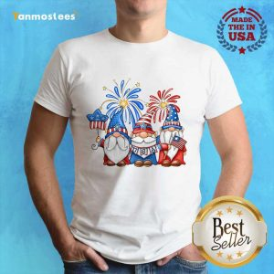 Gnomes Happy Independence Day Shirt