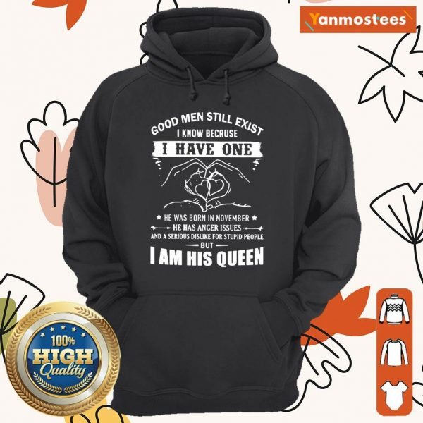 I Have One I Am His Queen Hoodie