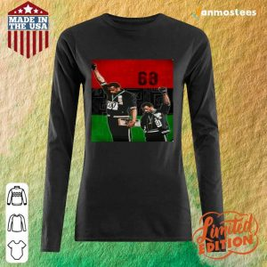 Olympic Rebellion 1968 Colorful Long-Sleeved