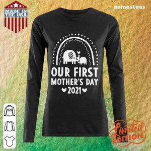 Our First Mothers Day 2021 Elephant Long-Sleeved