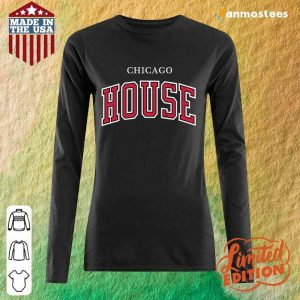 Vip Chicago House Long-Sleeved