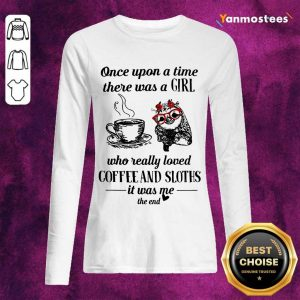 Who Really Loved Coffee And Sloth Long-Sleeved