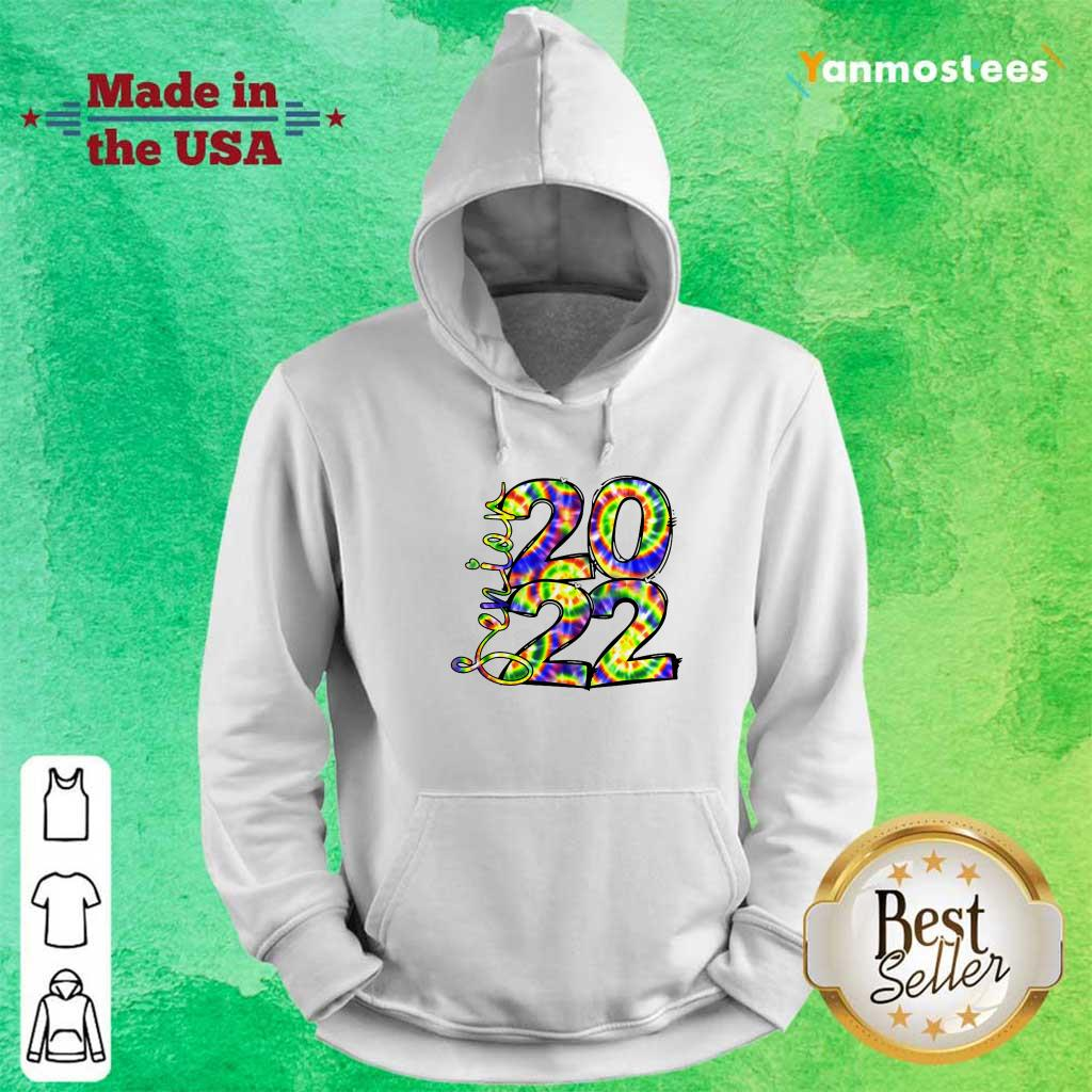 Awesome Class Of 2022 Senior Hoodie