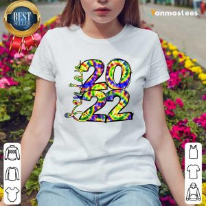 Awesome Class Of 2022 Senior Ladies Tee