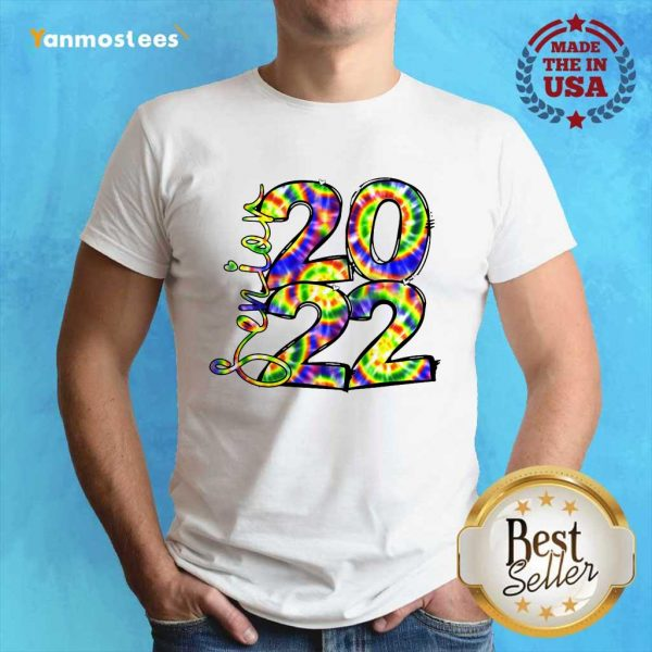 Awesome Class Of 2022 Senior Shirt