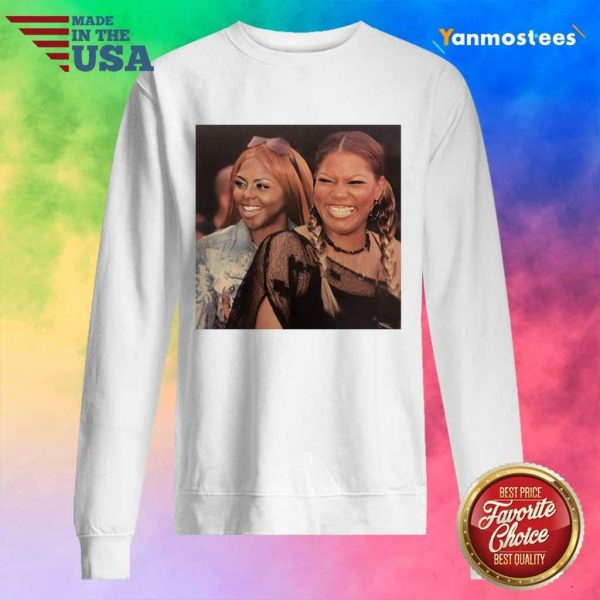 Lil Kim And Queen Latifah Sweater