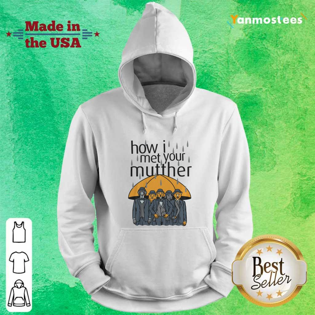 Rainy Animals How I Met Your Mutther Hoodie