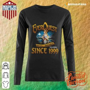 Everquest Social Distance Training Since 1999 Long-Sleeved