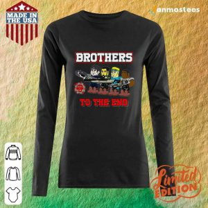 Lulz Of War Brothers To The End Long-Sleeved