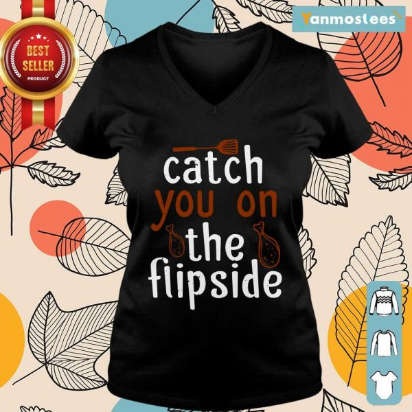 Catch You On The Flipside Ladies Tee